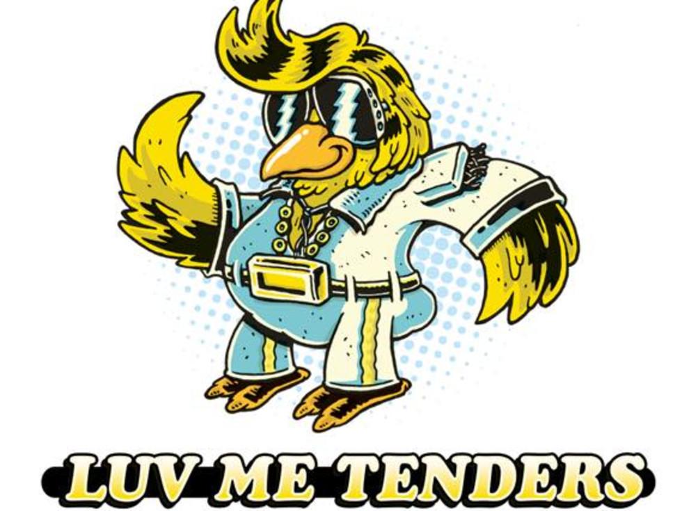 Luv Me Tenders logo