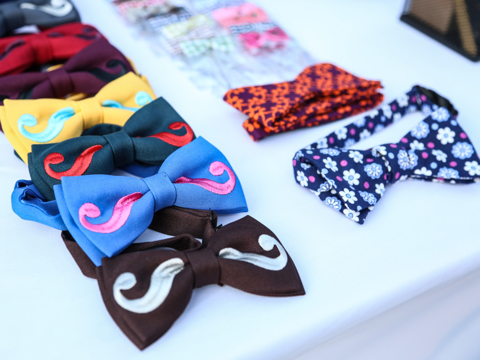 Fashion X Austin Men's Event 2015 In My Closet Men's Clothing Mustache Bowtie