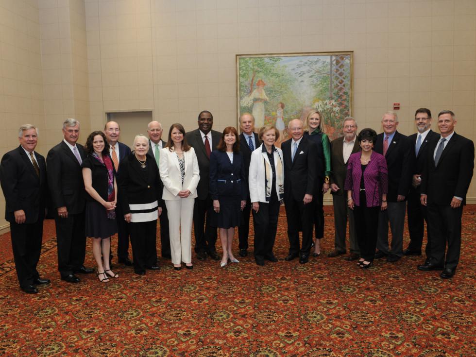 Volunteer Appreciation Luncheon Award Winners
