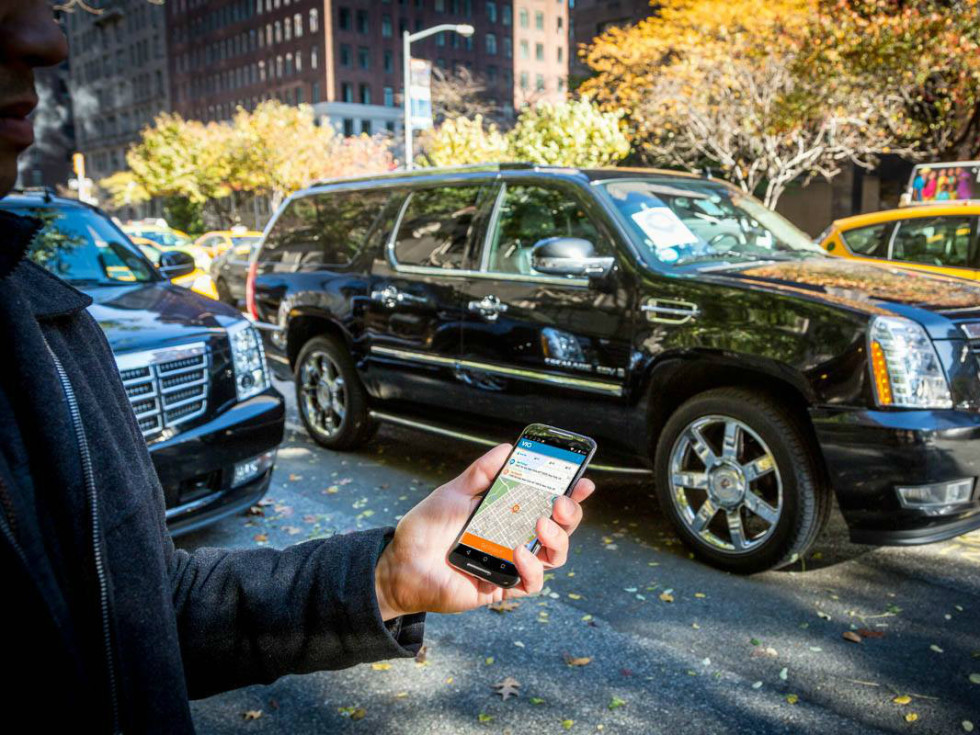 Via Ride-sharing service launches Pickup in Austin