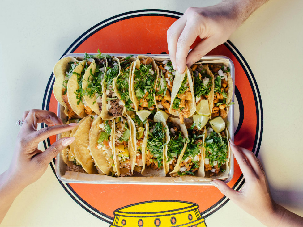 Taqueria La Ventana tacos
