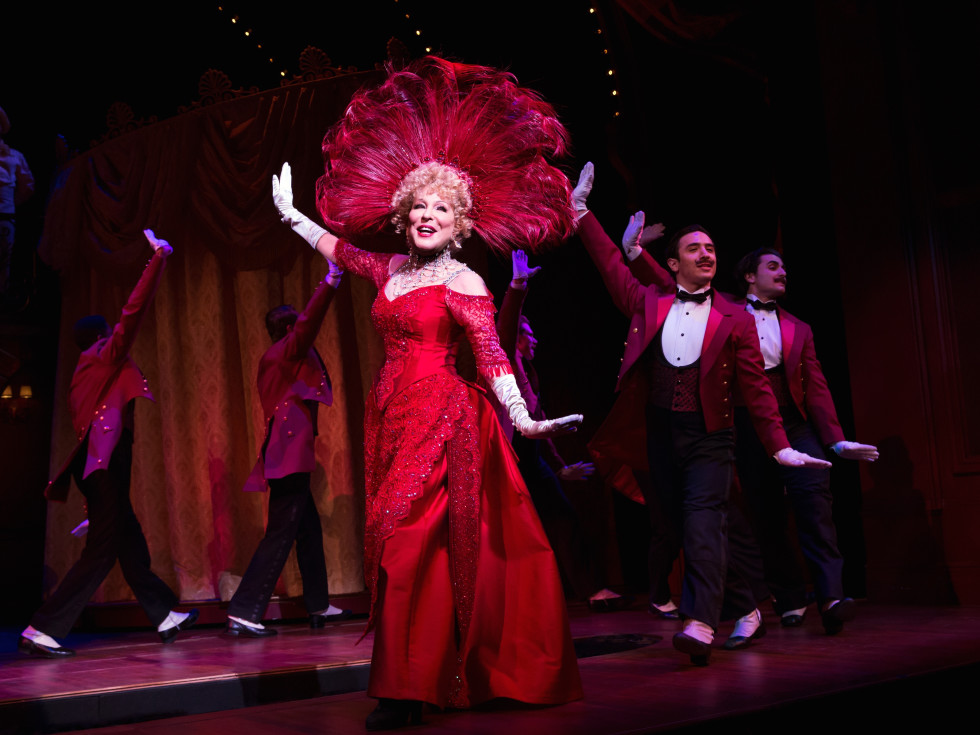 Bette Midler Hello Dolly