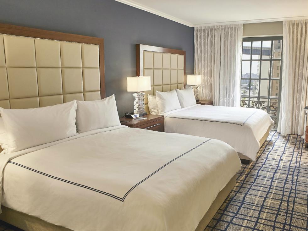 The Adolphus Hotel Rooms