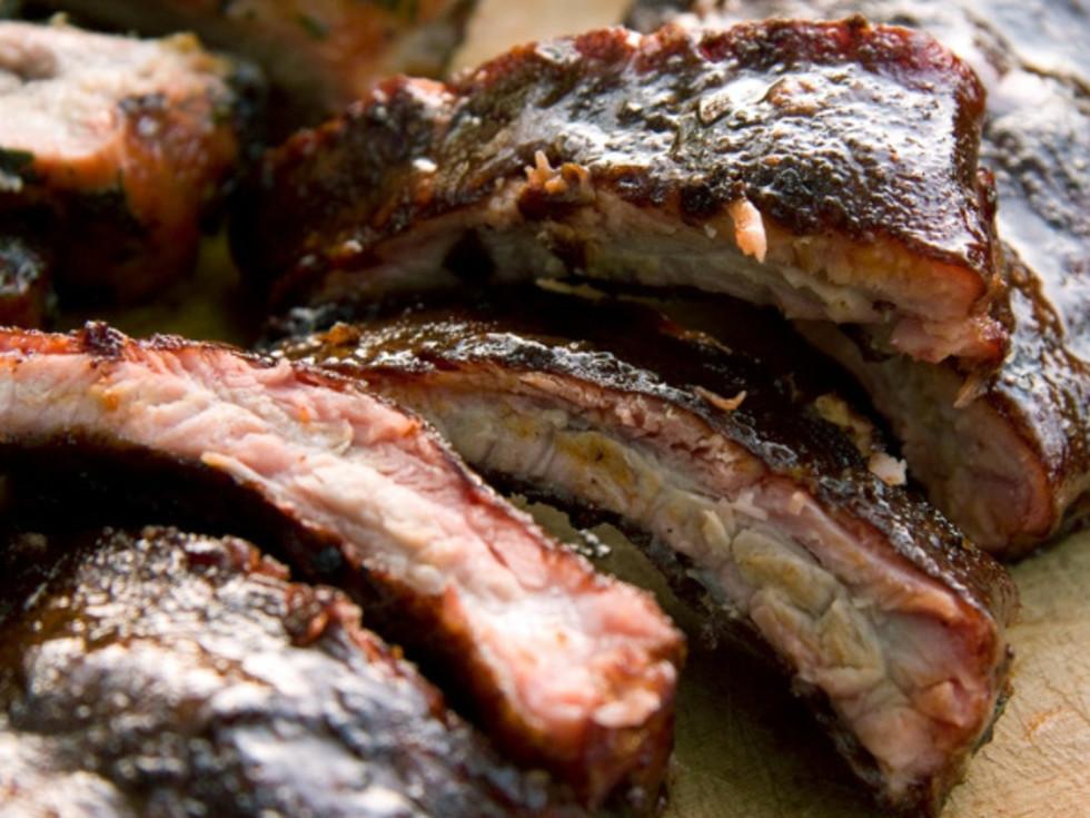 Ray's BBQ Shack brisket barbecue