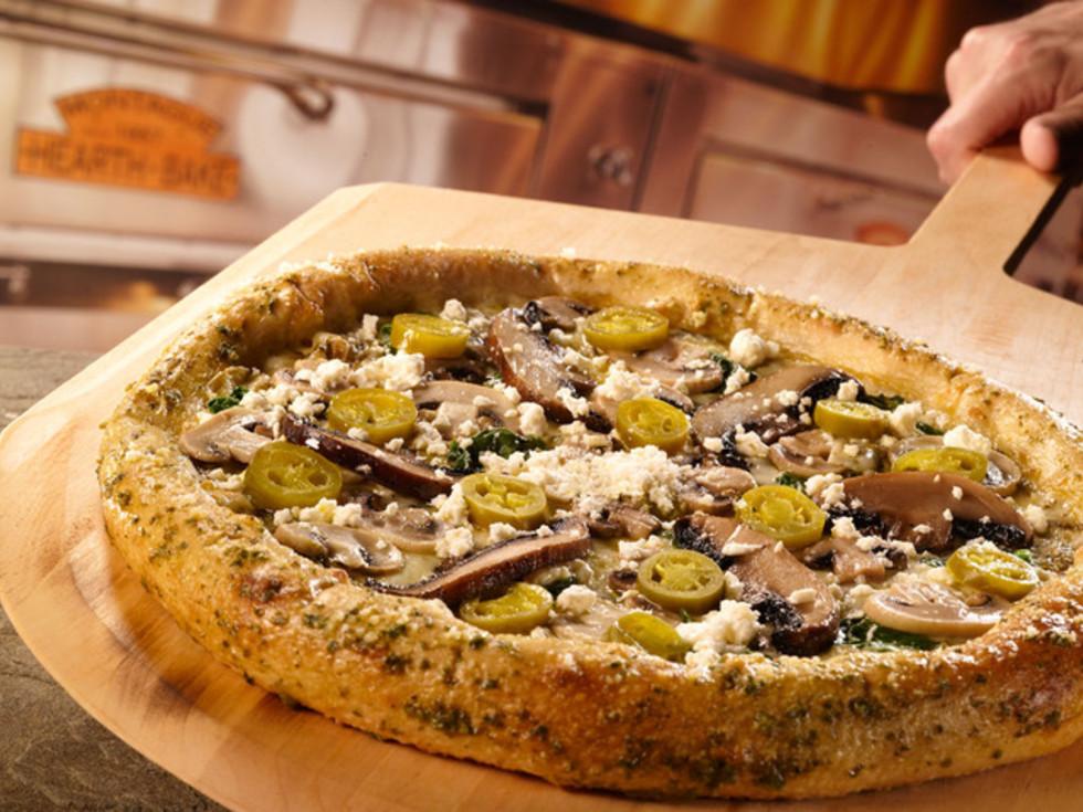 Mellow Mushroom pizza