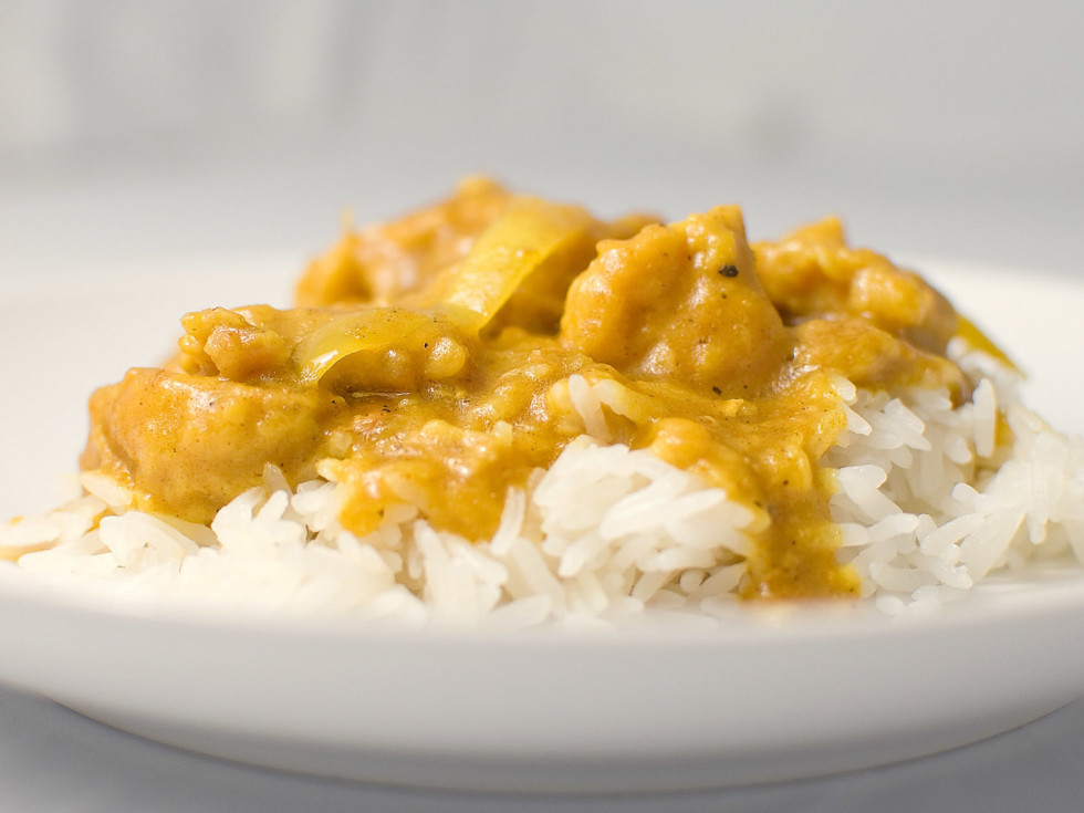 News_chicken curry_rice