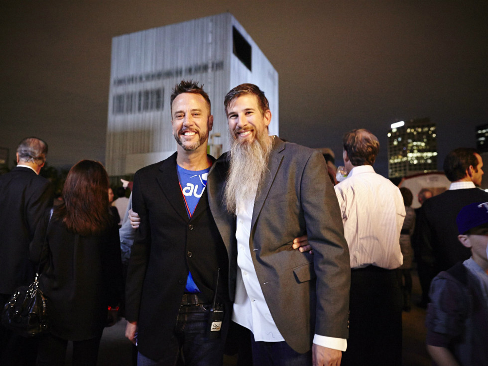 Shane Pennington and Joshua King