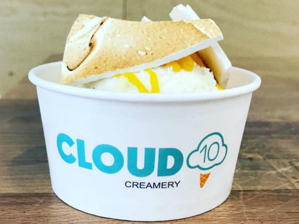 Cloud 10 Creamery