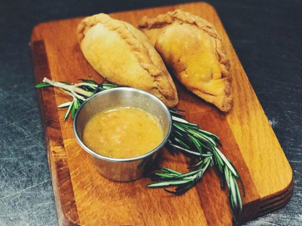Joyce & Gigi's Kitchen empanadas