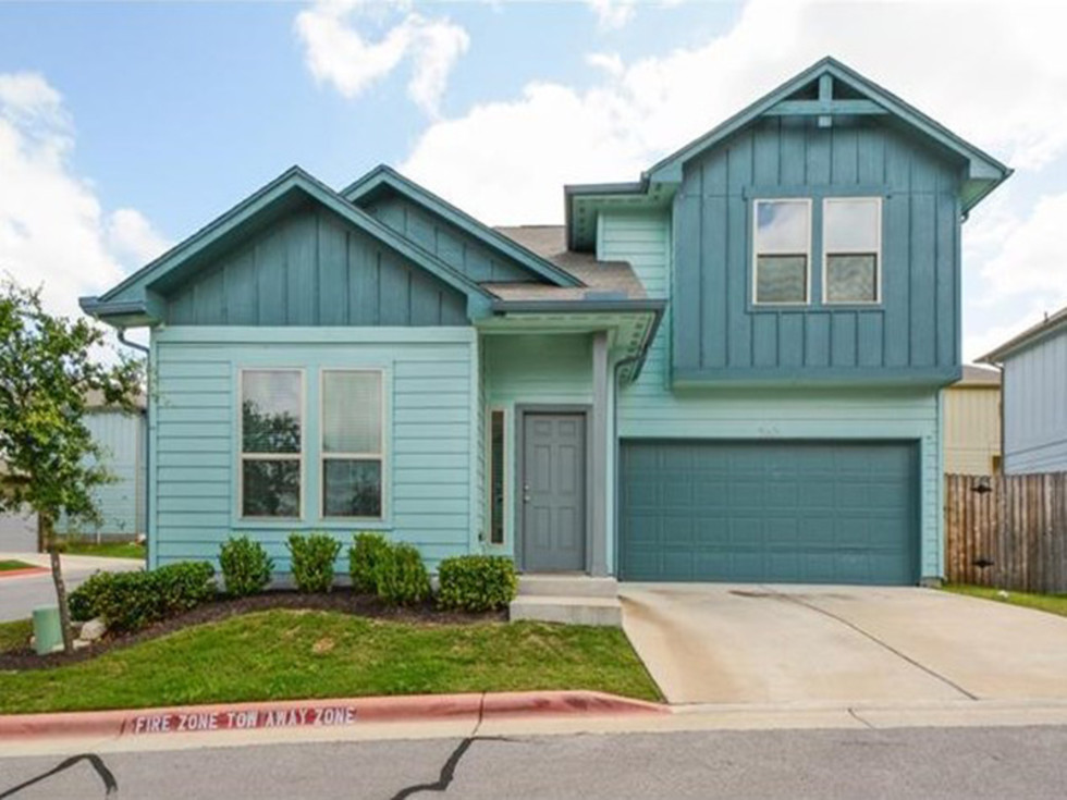 5801 Shaded Cottage new home for sale Austin