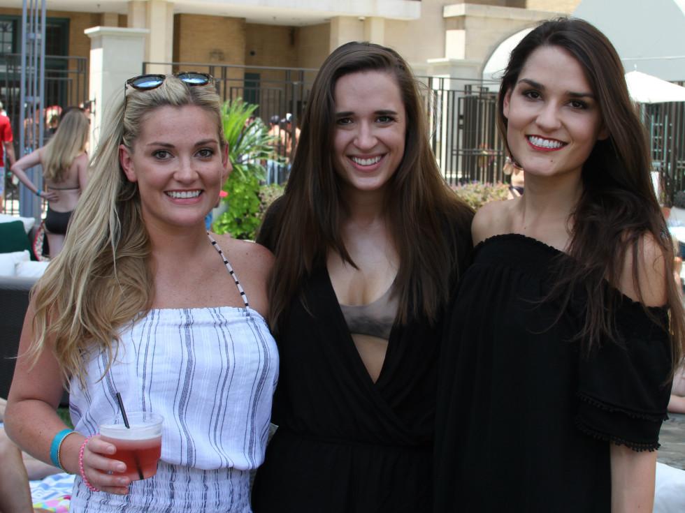 Mackenzie Bulloch, Amelia Rainey, Melissa Kemp