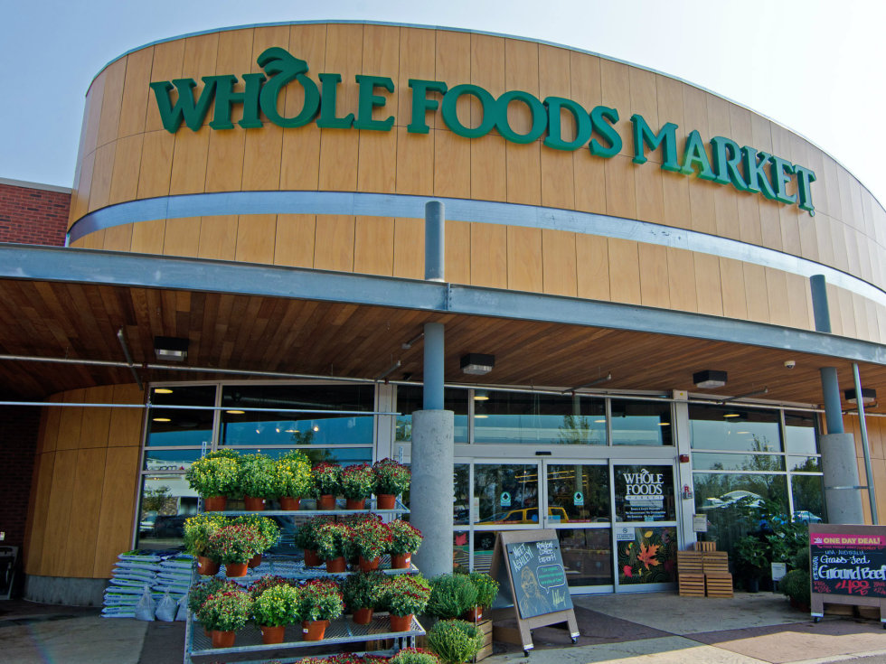 Whole Foods in Plymouth Meeting, Pennsyslvania