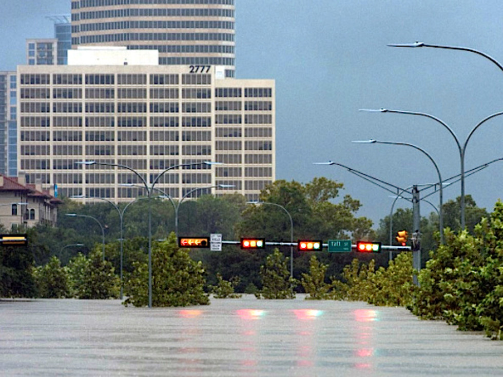 Houston, Hurricane Harvey, flood photos, Taft