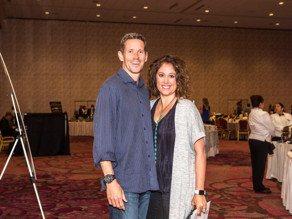 Andrew Warden, Wendy Warden