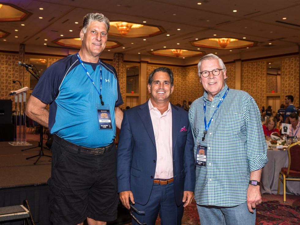 Phil Pozderac, Marc Fein, Bill Warren