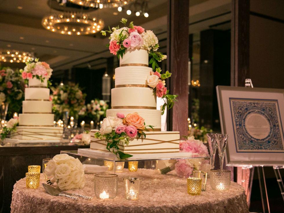Aronson Wedding Cake
