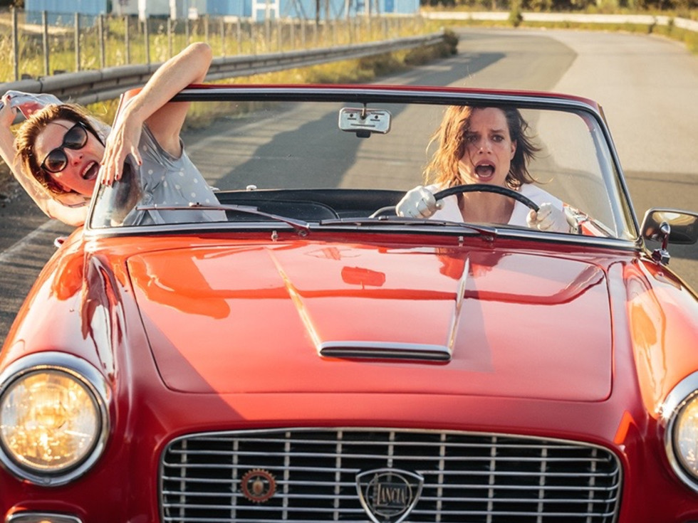 Like Crazy (La pazza gioia) at Umbria in Sugar Land Film Festival