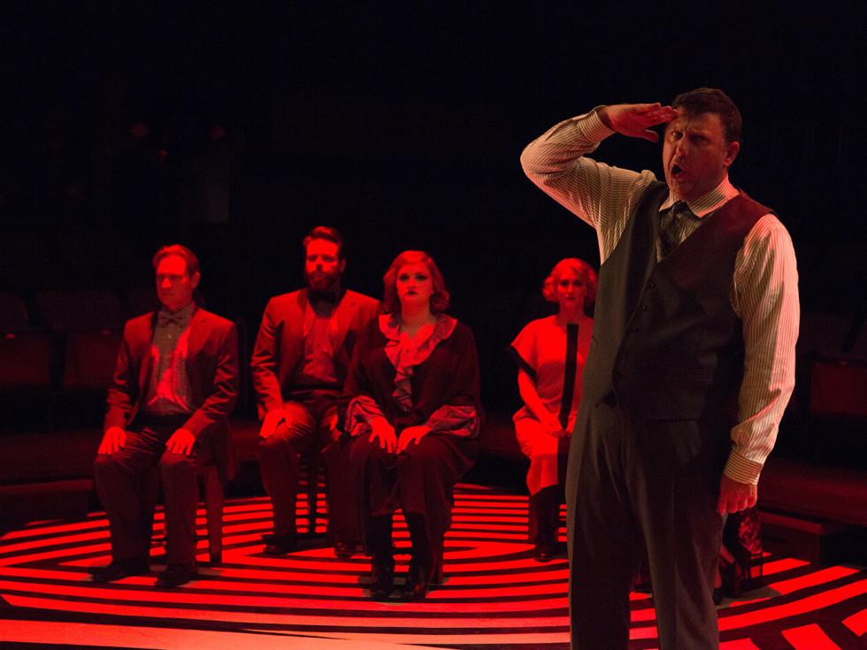 Theatre Three presents Adding Machine