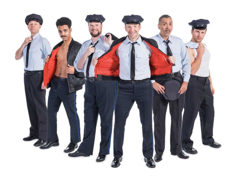 Uptown Players Presents The Full Monty
