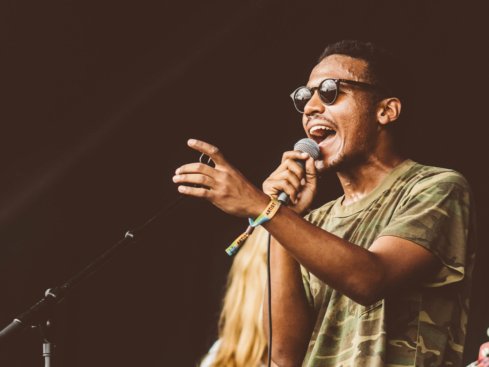 Austin City Limits Festival ACL Fest 2017 Weekend One Benjamin Booker