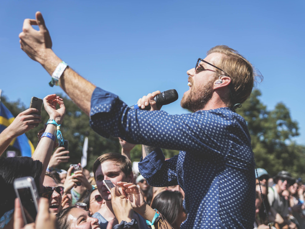 Austin City Limits Festival ACL Fest 2017 Weekend Two Andrew McMahon in the Wilderness