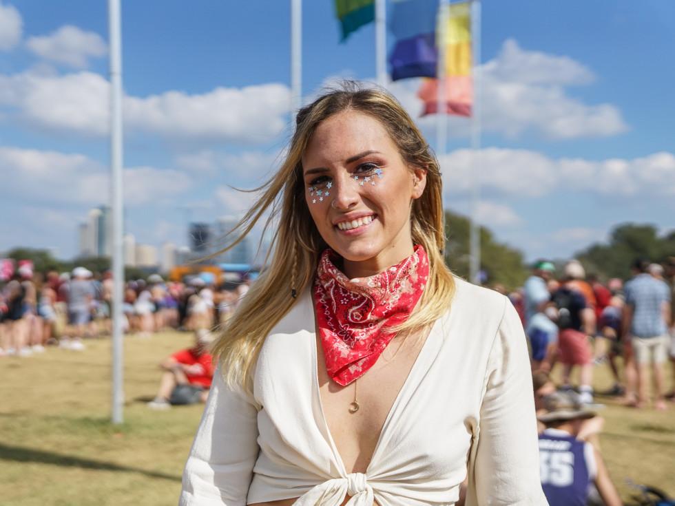 ACL Festival Weekend 2 Festival Style Hayley Orlando