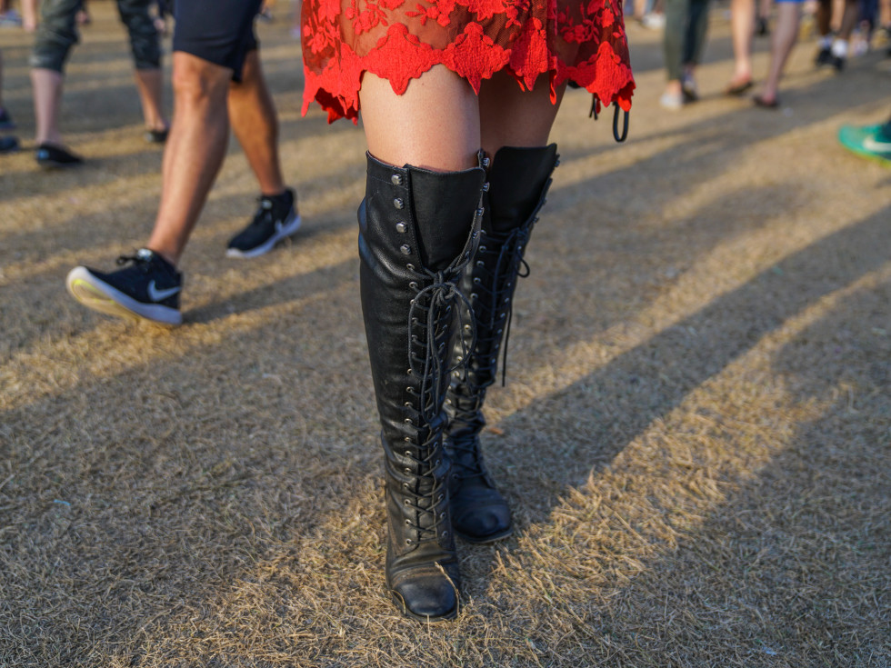 ACL Festival Weekend 2 Festival Style Katie Cotter