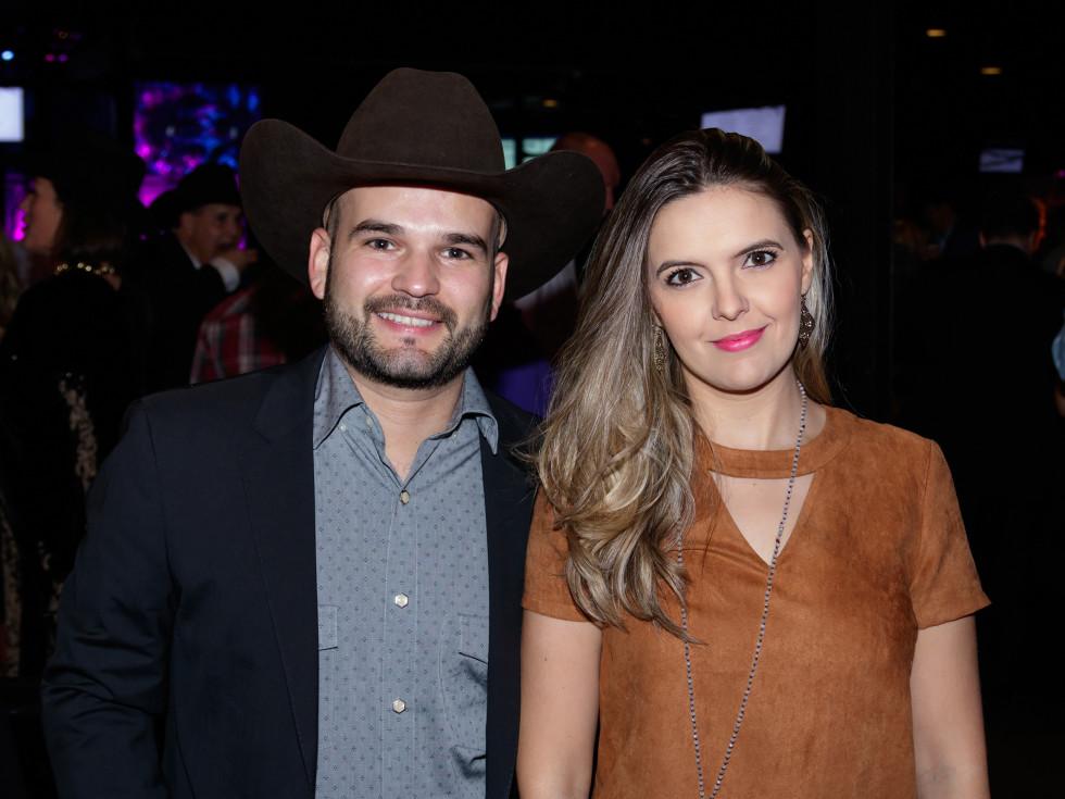 Olavo Faria, Fernanda Faria, Cattle Barons 2017