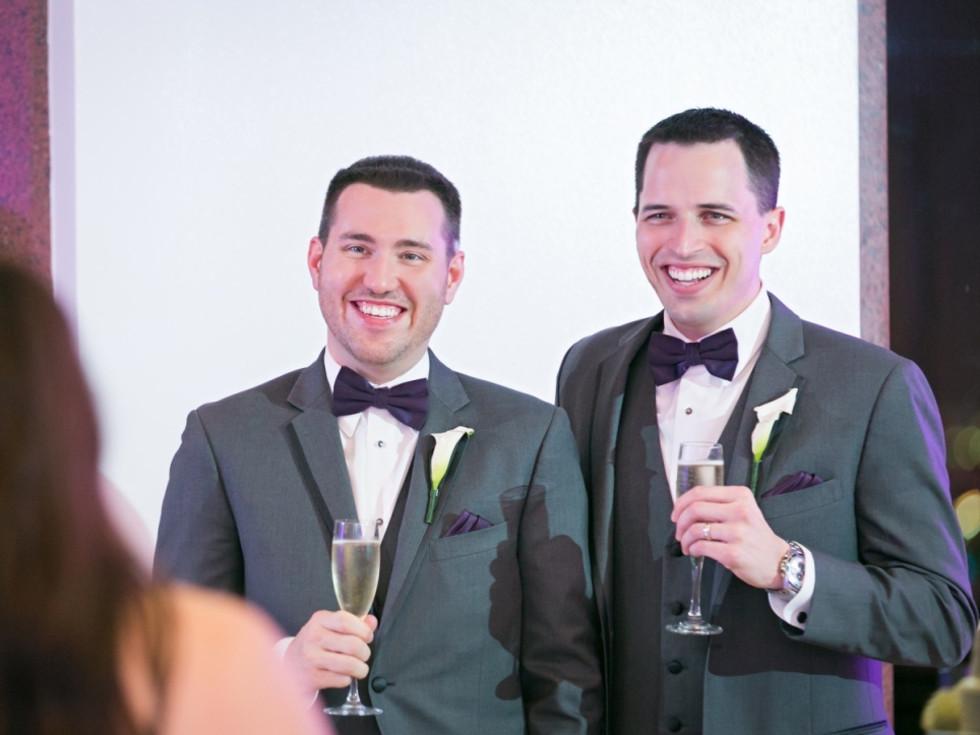 Upshaw wedding, toast
