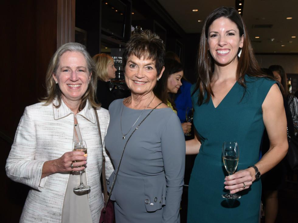 Dawn Hooper, Gwen McKinney, Rachel Vinson