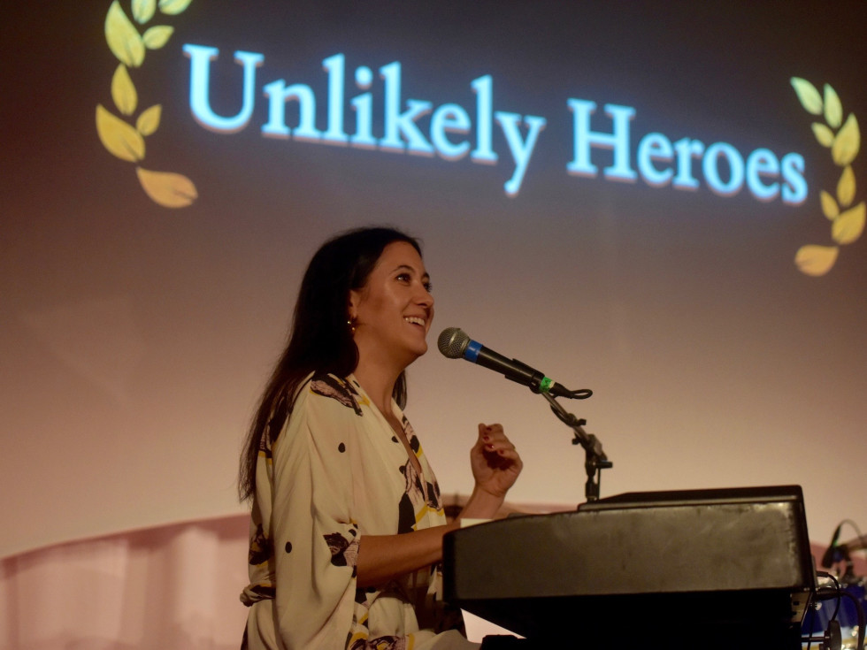 Vanessa Carlton, Unlikely Heroes 2017