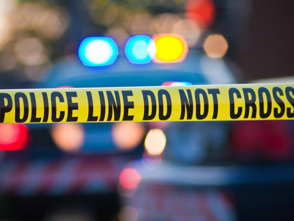 Police line do not cross police tape