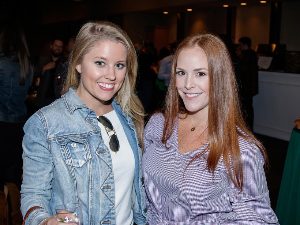 Brooke Williamson, Ashlee Pendleton