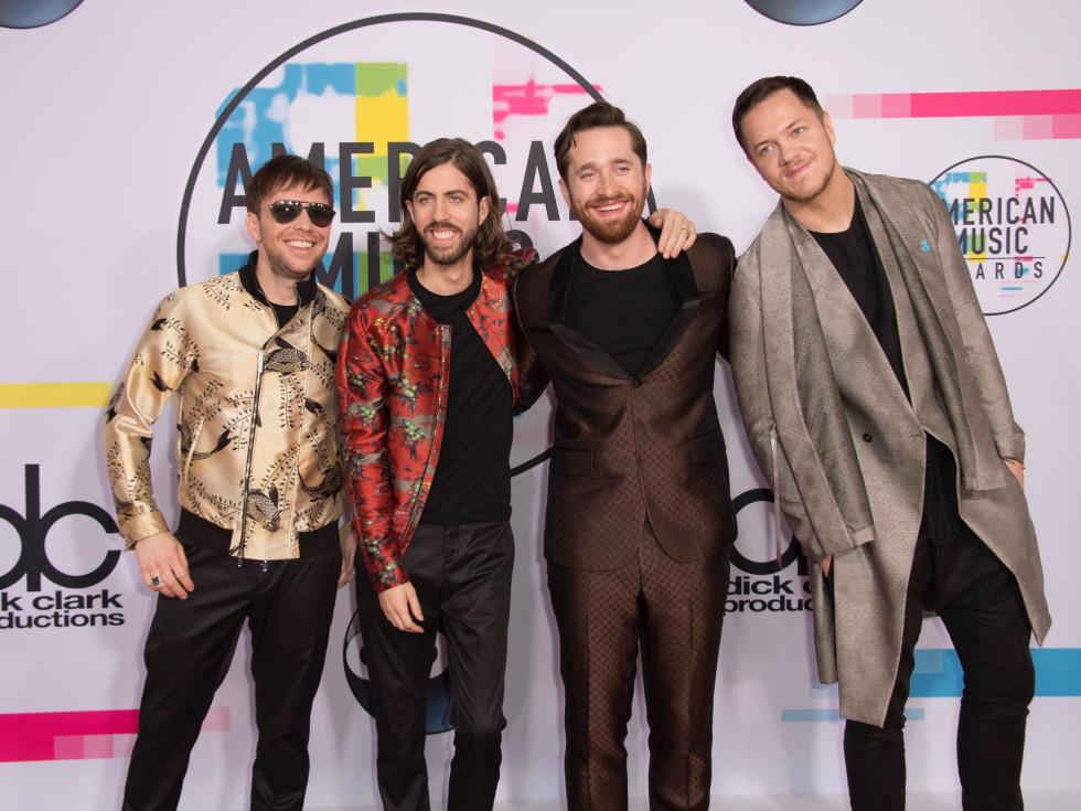 American Music Awards Imagine Dragons