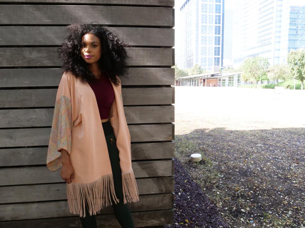 Kimono Zulu at LAUNCH pop-up shop