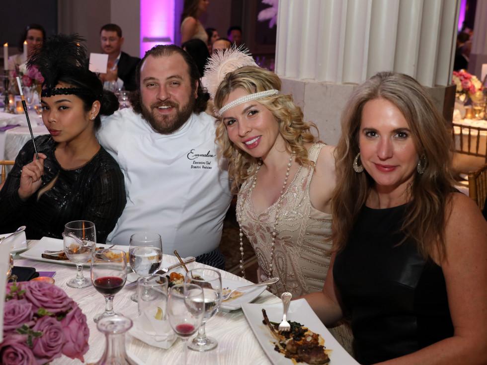 Houston, March of Dimes Signature Chefs, November 2017, chef Dimitri Voutsinas