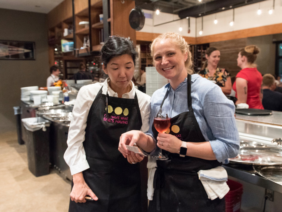 I'll have what she's having Underbelly pop-up Erin Smith Feges Lori Choi
