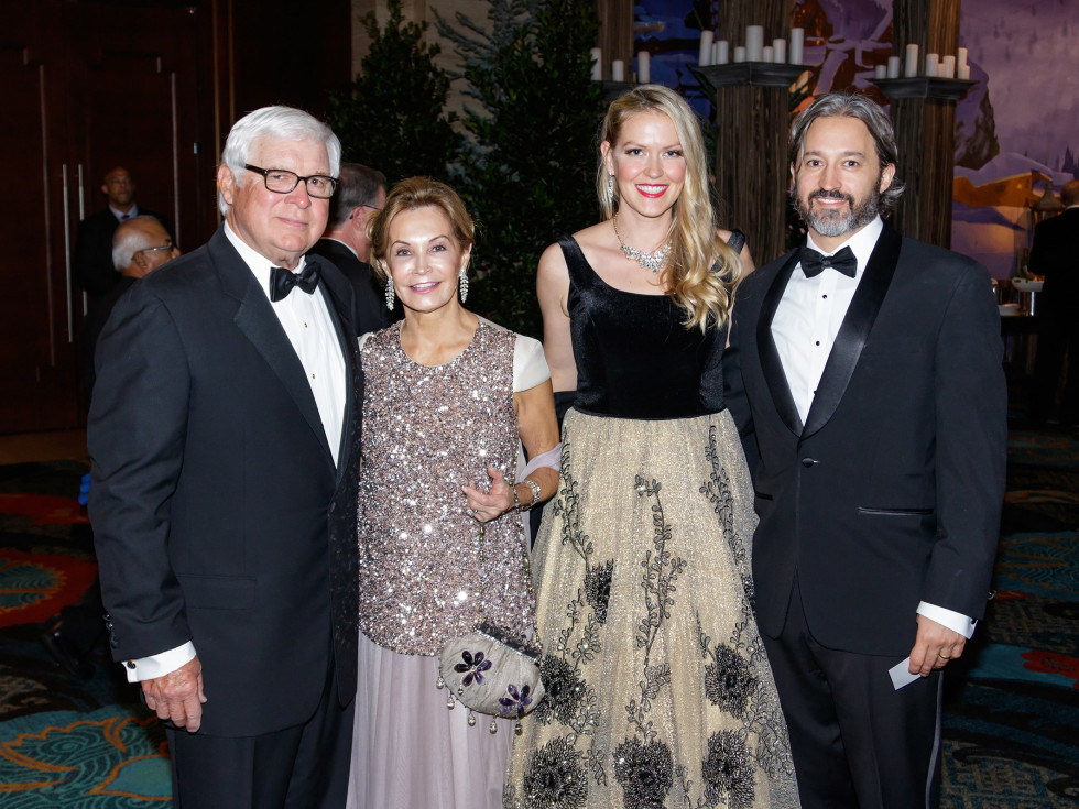 David Shuford, Karen Shuford, Montana Shuford, Chad Shuford, Crystal Charity 2017