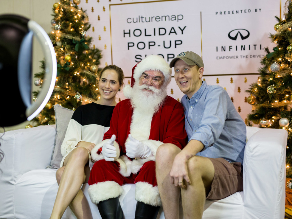 Houston, CultureMap Holiday Pop-Up Shop, November 2017, Amy Renz, Adam Renz