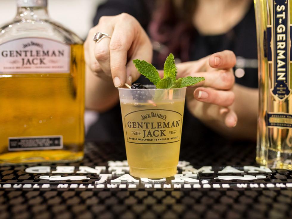 Houston, CultureMap Holiday Pop-Up Shop, November 2017, Gentleman Jack, Jack Daniel's