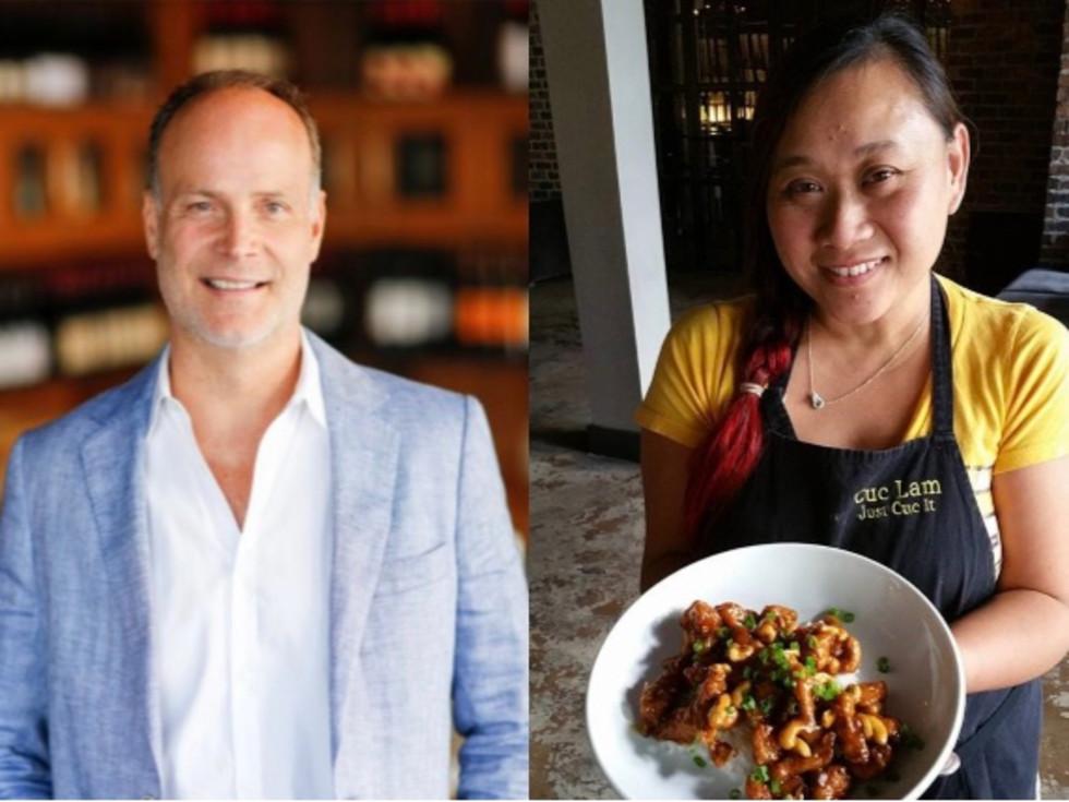 Jerry Lasco Cuc Lam Sing Restaurant