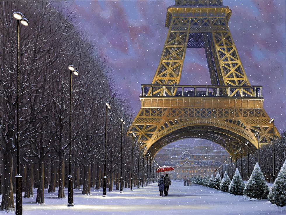 Martin Lawrence Galleries presents Liudmila Kondakova: For the Love of Paris