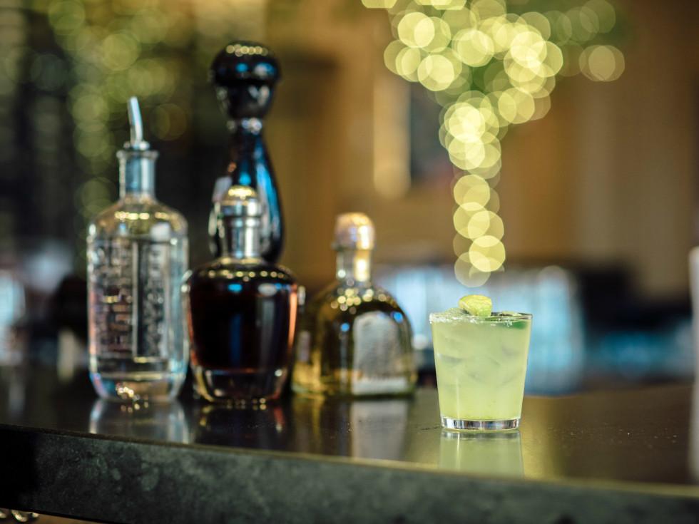 Houston - Moxie's - cocktail - NYE