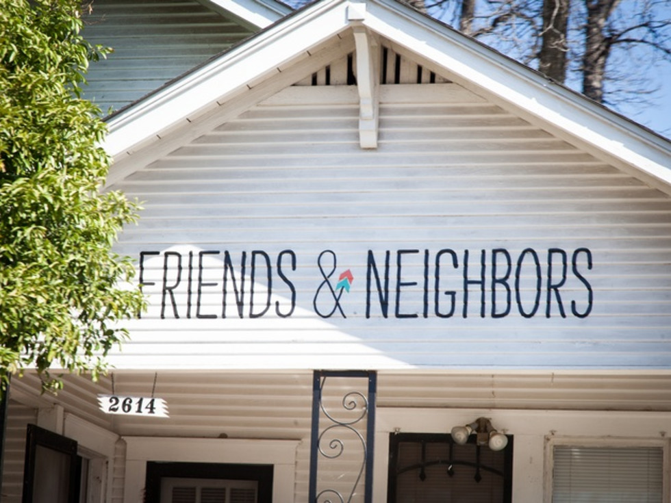 Friends & Neighbors East Austin store