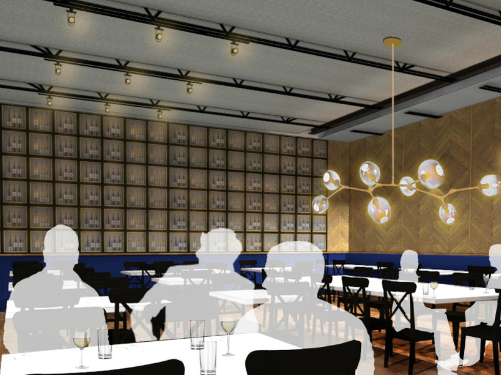 Sumptuary dining room ATX