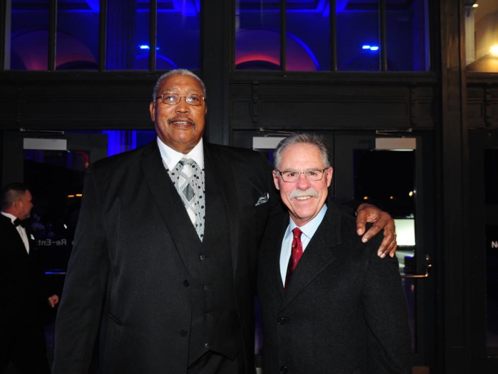 Houston, Diamond Dreams Astros Gala, January 2018, J.R. Richard, Phil Garner
