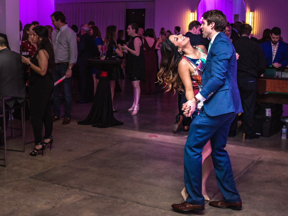 Dallas, CASAblanca gala, January 2018, Alyssa Meyeux, Chase Meyeux