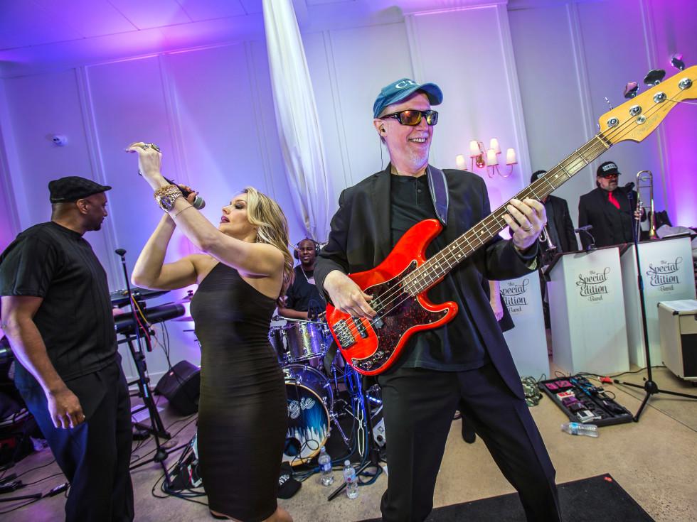 Dallas, CASAblanca gala, January 2018, The Special Edition Band