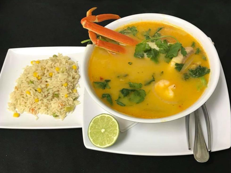 Casa Linda Salvadorian Cuisine