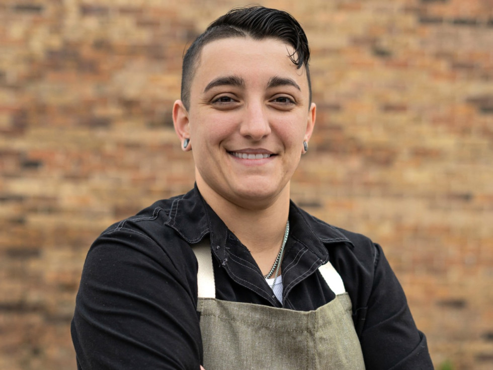 Clay Pigeon chef Bria Downey